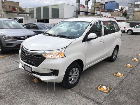 Toyota Avanza LE usado (2017) color Blanco financiado en mensualidades(enganche $42,800 mensualidades desde $65,000)