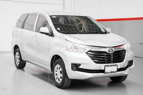 Toyota Avanza LE Aut usado (2018) color Plata Dorado precio $224,000
