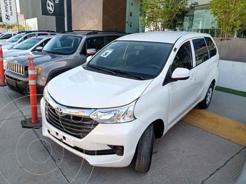 Toyota Avanza LE Aut usado (2017) color Blanco precio $180,000