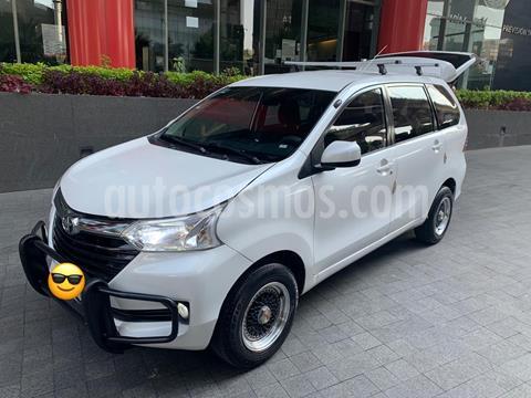 Toyota Avanza LE Aut usado (2016) color Blanco precio $173,000