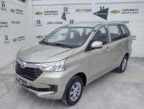 Toyota Avanza LE Aut usado (2019) color Blanco precio $210,000