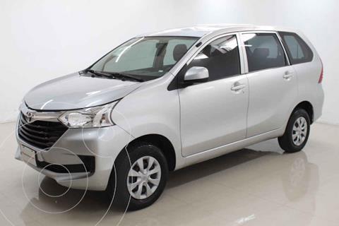 Toyota Avanza LE Aut usado (2019) color Plata precio $249,000