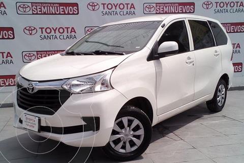 Toyota Avanza Premium usado (2017) color Blanco precio $190,000