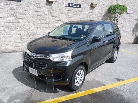Toyota Avanza Premium (99Hp) usado (2016) color Negro precio $170,000