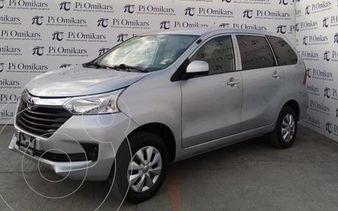 Toyota Avanza LE usado (2018) color Plata Dorado precio $190,000
