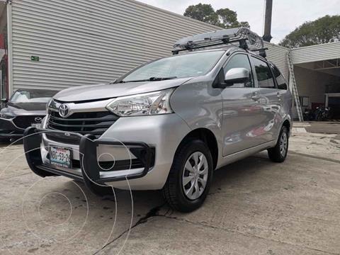 Toyota Avanza Premium usado (2017) color Plata precio $209,000