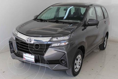 Toyota Avanza LE Aut usado (2020) color Gris precio $269,000