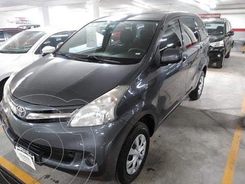 Toyota Avanza Premium usado (2014) color Gris precio $150,000