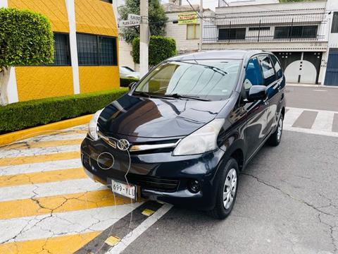 Toyota Avanza Premium Aut usado (2012) color Azul precio $149,900