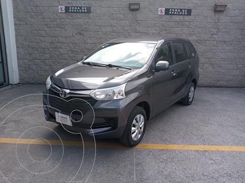 Toyota Avanza Premium (99Hp) usado (2016) color Gris precio $180,000