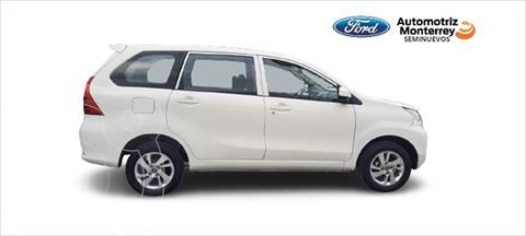 Toyota Avanza XLE Aut usado (2019) color Blanco precio $259,900