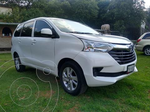 Toyota Avanza LE usado (2018) color Blanco precio $210,000