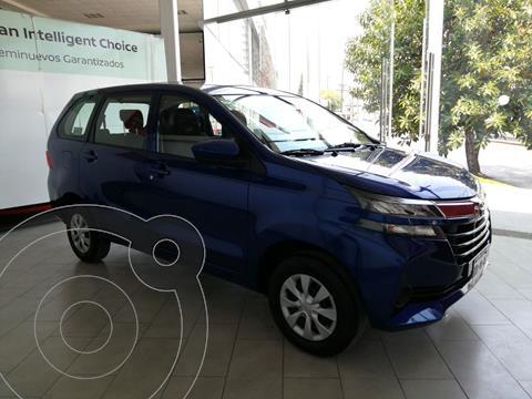 Toyota Avanza LE usado (2020) color Azul precio $243,000