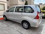 Toyota Avanza LE Aut usado (2017) color Plata precio $167,000