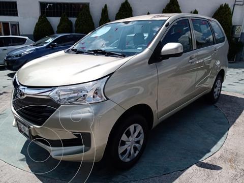 Toyota Avanza LE Aut usado (2018) color Arena precio $205,000