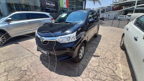 Toyota Avanza LE Aut usado (2017) color Negro precio $215,000