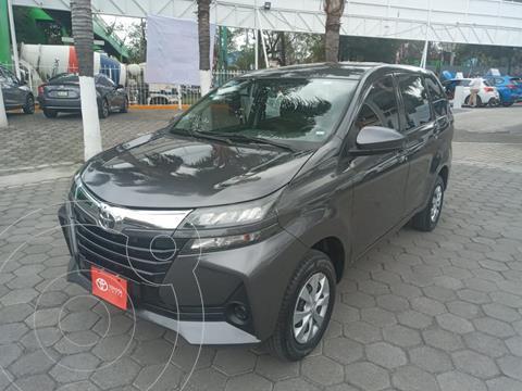 Toyota Avanza LE usado (2020) color Gris precio $265,000