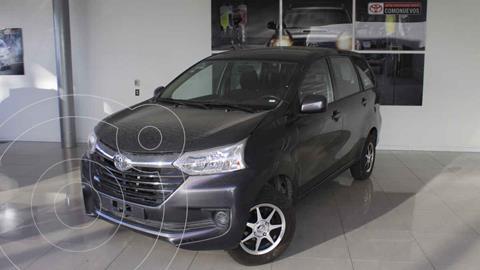 Toyota Avanza XLE Aut usado (2018) color Gris precio $232,000