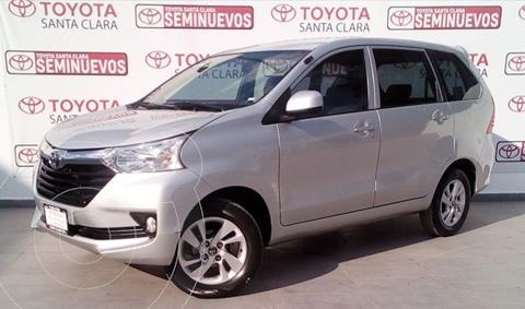 Toyota Avanza XLE Aut usado (2018) color Plata Dorado precio $240,000