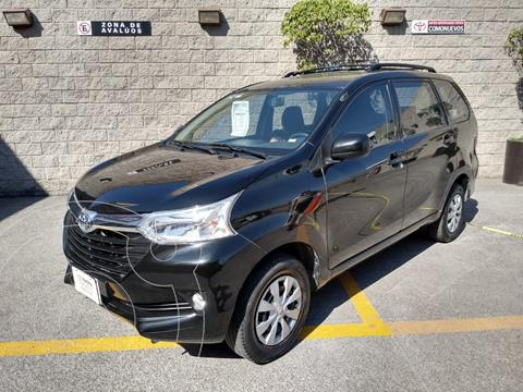 Toyota Avanza LE Aut usado (2018) color Negro precio $210,000