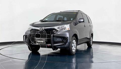 Toyota Avanza Premium usado (2017) color Gris precio $202,999