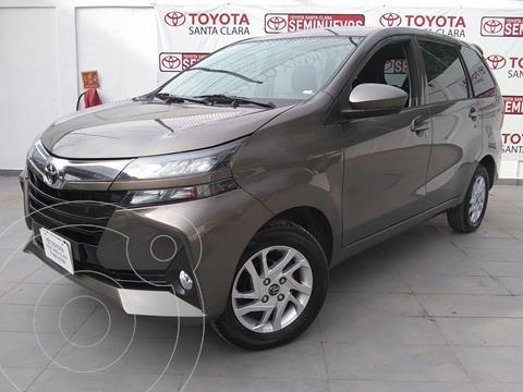 Toyota Avanza XLE Aut usado (2020) color Cafe precio $270,000