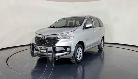 Toyota Avanza XLE Aut usado (2017) color Plata precio $189,999