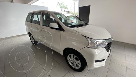 Toyota Avanza XLE Aut usado (2019) color Blanco financiado en mensualidades(enganche $61,500 mensualidades desde $6,300)
