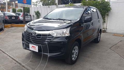 Toyota Avanza Premium usado (2016) color Negro precio $169,000