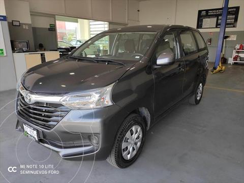 Toyota Avanza LE Aut usado (2019) color Gris precio $239,000