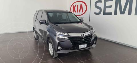 Toyota Avanza XLE Aut usado (2020) color Gris Oscuro precio $262,000