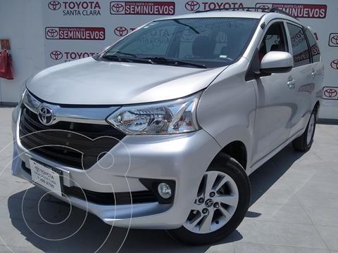 Toyota Avanza XLE Aut usado (2019) color Plata Dorado precio $235,000