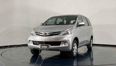 Toyota Avanza Premium Aut usado (2012) color Gris precio $142,999