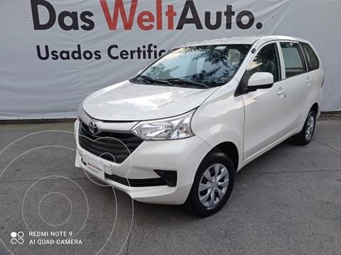 Toyota Avanza CARGO 1.5L L4 99HP MT usado (2016) color Blanco precio $135,000