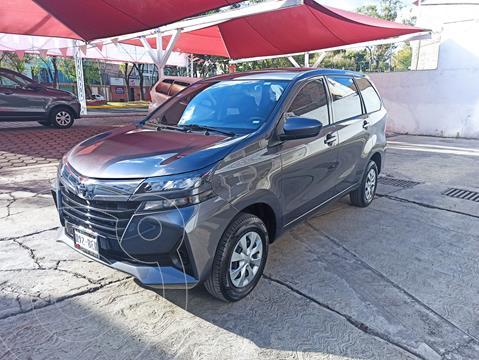 Toyota Avanza LE usado (2020) color Gris precio $262,000