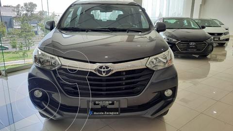 Toyota Avanza XLE Aut usado (2019) color Gris Oscuro precio $250,000