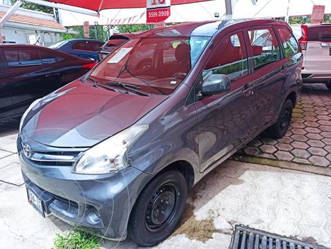 Toyota Avanza Premium Aut usado (2013) color Gris precio $149,000