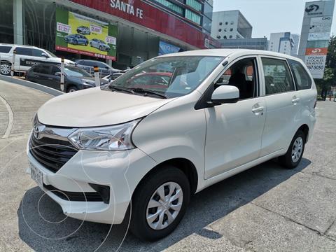 Toyota Avanza LE Aut usado (2019) color Blanco precio $230,000