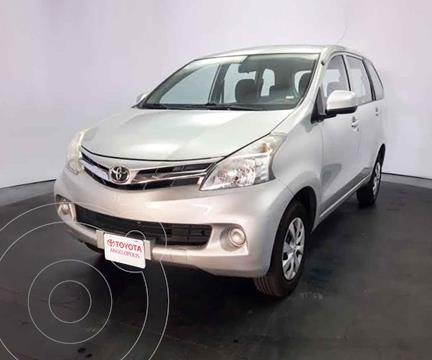 Toyota Avanza Premium Aut usado (2015) color Plata precio $188,000