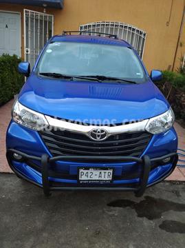 Toyota Avanza LE Aut usado (2018) color Azul precio $180,000