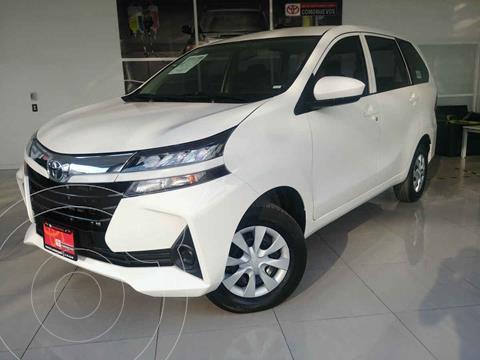 Toyota Avanza LE usado (2020) color Blanco precio $255,000