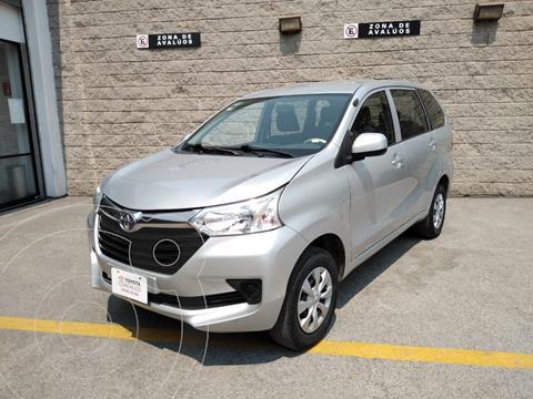 Toyota Avanza LE Aut usado (2018) color Plata Dorado precio $205,000