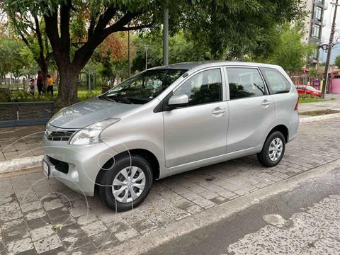 Toyota Avanza Premium Aut usado (2015) color Plata precio $199,900