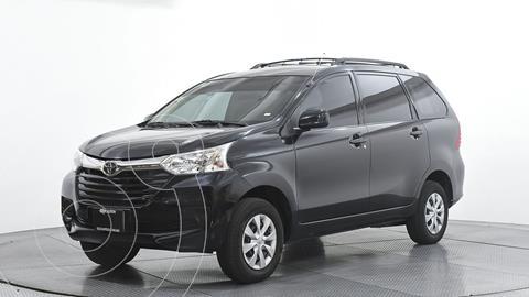 Toyota Avanza LE Aut usado (2019) color Negro precio $218,000