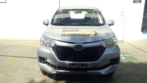 Toyota Avanza Cargo usado (2017) color Plata Dorado precio $169,000