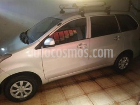 Toyota Avanza Premium usado (2012) color Plata precio $130,000