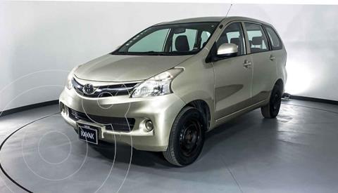 Toyota Avanza Premium Aut usado (2014) color Dorado precio $152,999