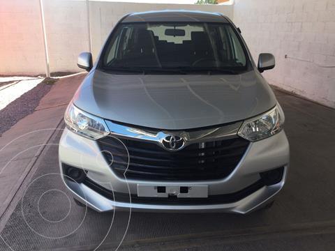Toyota Avanza LE Aut usado (2019) color Plata Dorado precio $255,000