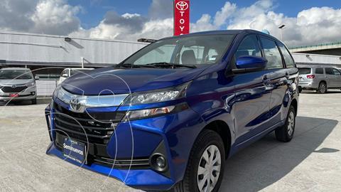 Toyota Avanza LE Aut  usado (2021) color Azul Metalico precio $291,000