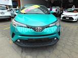 Foto venta Auto usado Toyota C-HR 2.0L (2018) color Verde precio $345,000